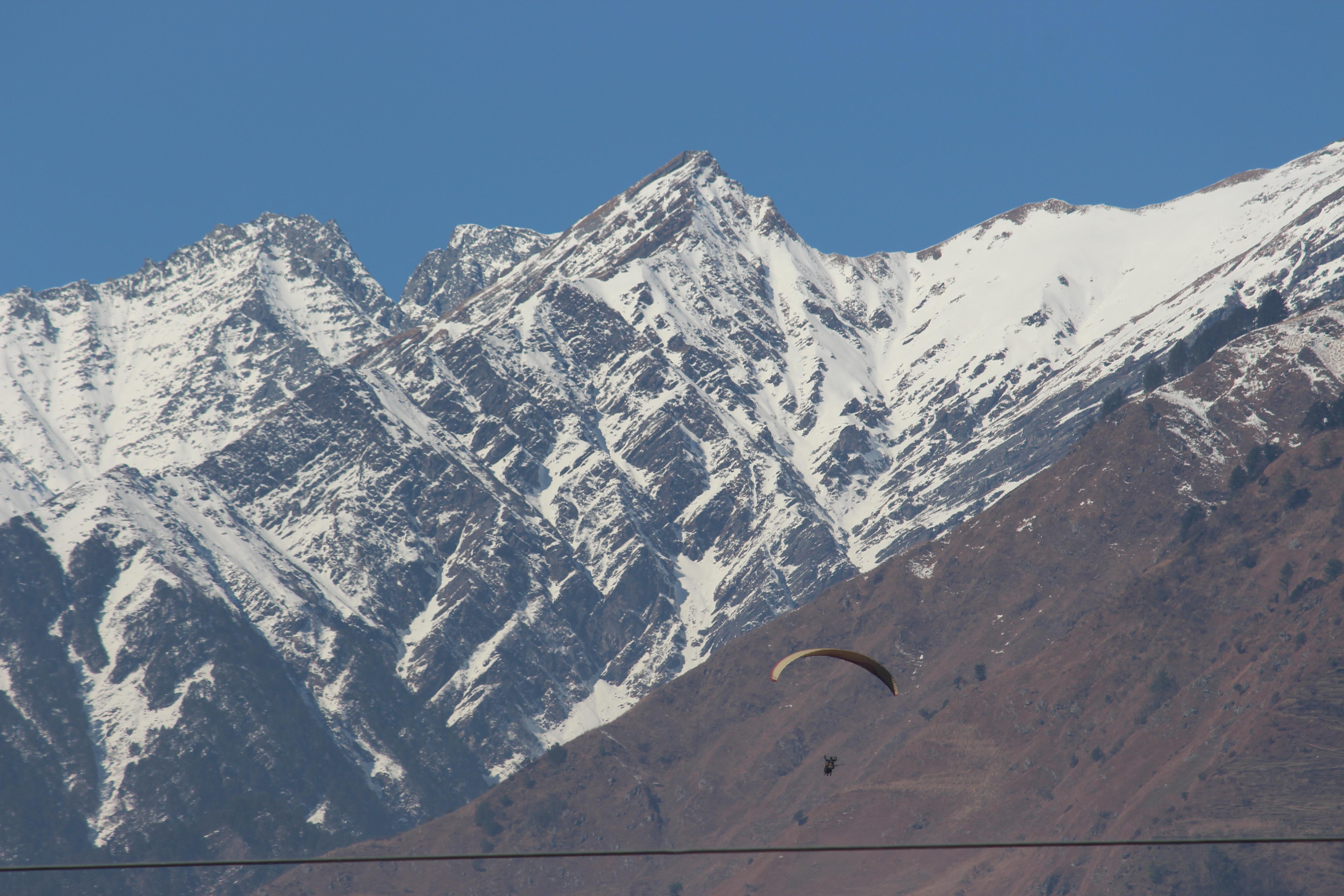 Mt. Ladakhi Expedition