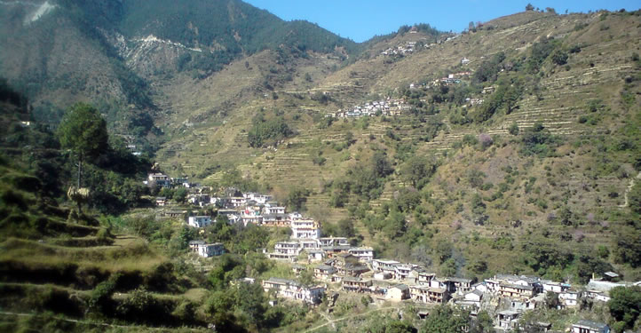Char Dham Yatra Trek