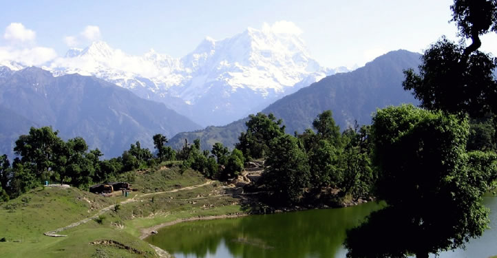 Close to The God: Garhwal Trek