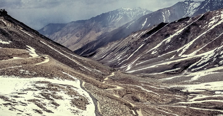 CYCLE TOUR IN HIMALAYA - HIMACHAL - LEH/LADAKH