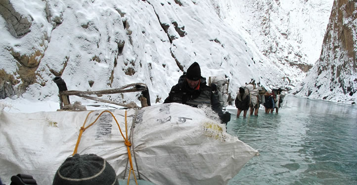 Winter Trek & Festival in Ladakh