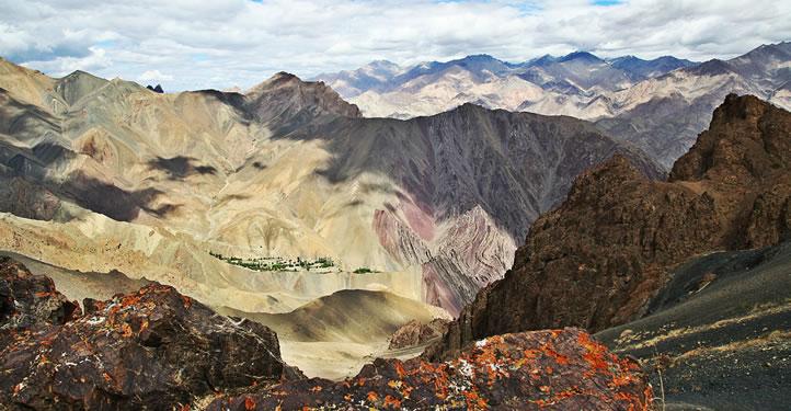 Lamayuru to Alchi (Monastery Trekking Route)