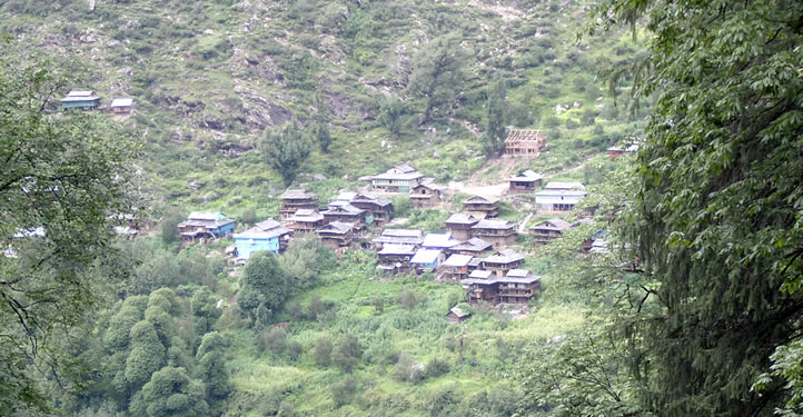 HIDDEN VILLAGE IN HIMALAYA (MALANA TREK)
