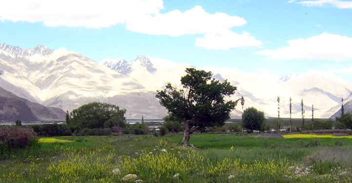 Indus to Nubra Valley Trek