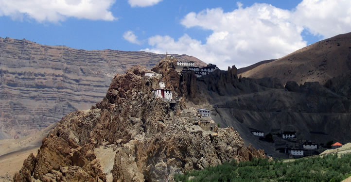 EXPLORE SPITI VALLEY – LITTLE TIBET TREK