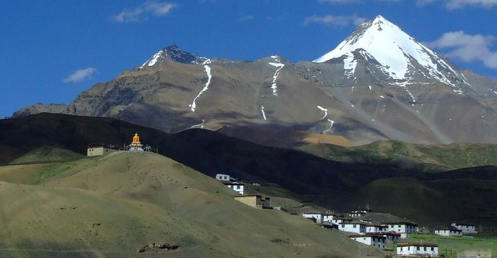 FROM SPITI TO KINNAUR VALLEY OVER BHABA PASS TREK